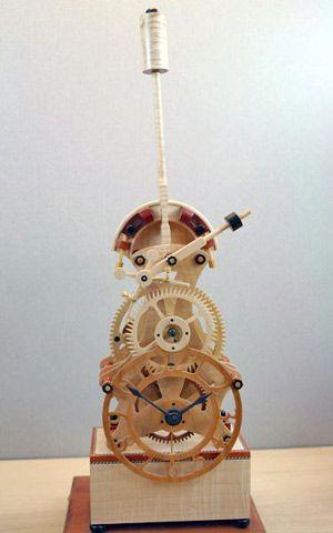 Top Pendulum Clock