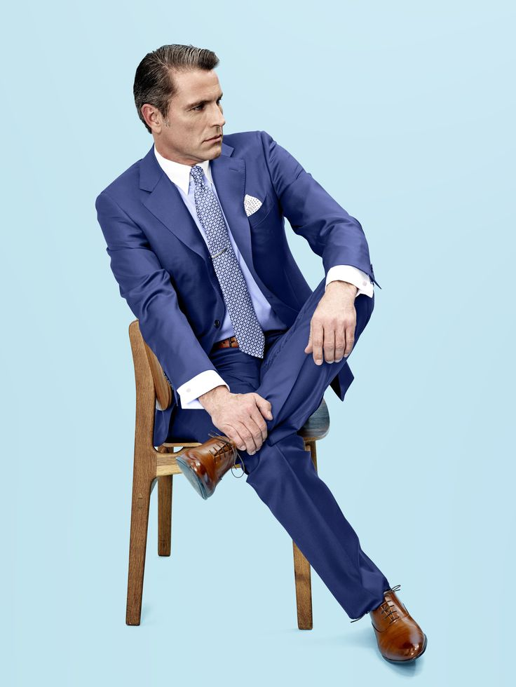 TROELSTRUP SS15. Suit from Canali. Shirt from Eton. Tie from Canali. Shoes from Moreschi.
