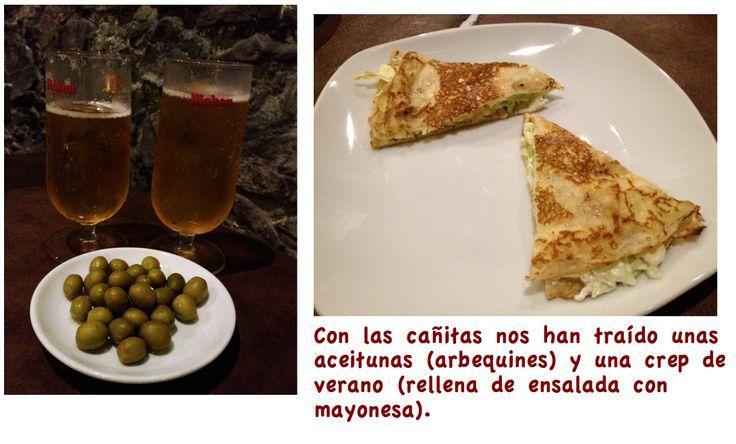 Restaurante argentino Alta Patagonia en Sant Adrià de Besòs (Barcelona) (08/08/2013).