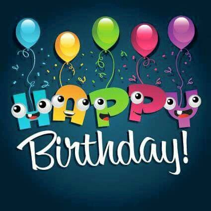 347 Best Birthday Images On Pinterest Happy Birthday