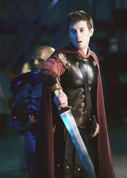 Rory, the last centurion. Rory is my favorite, your argument is invalid