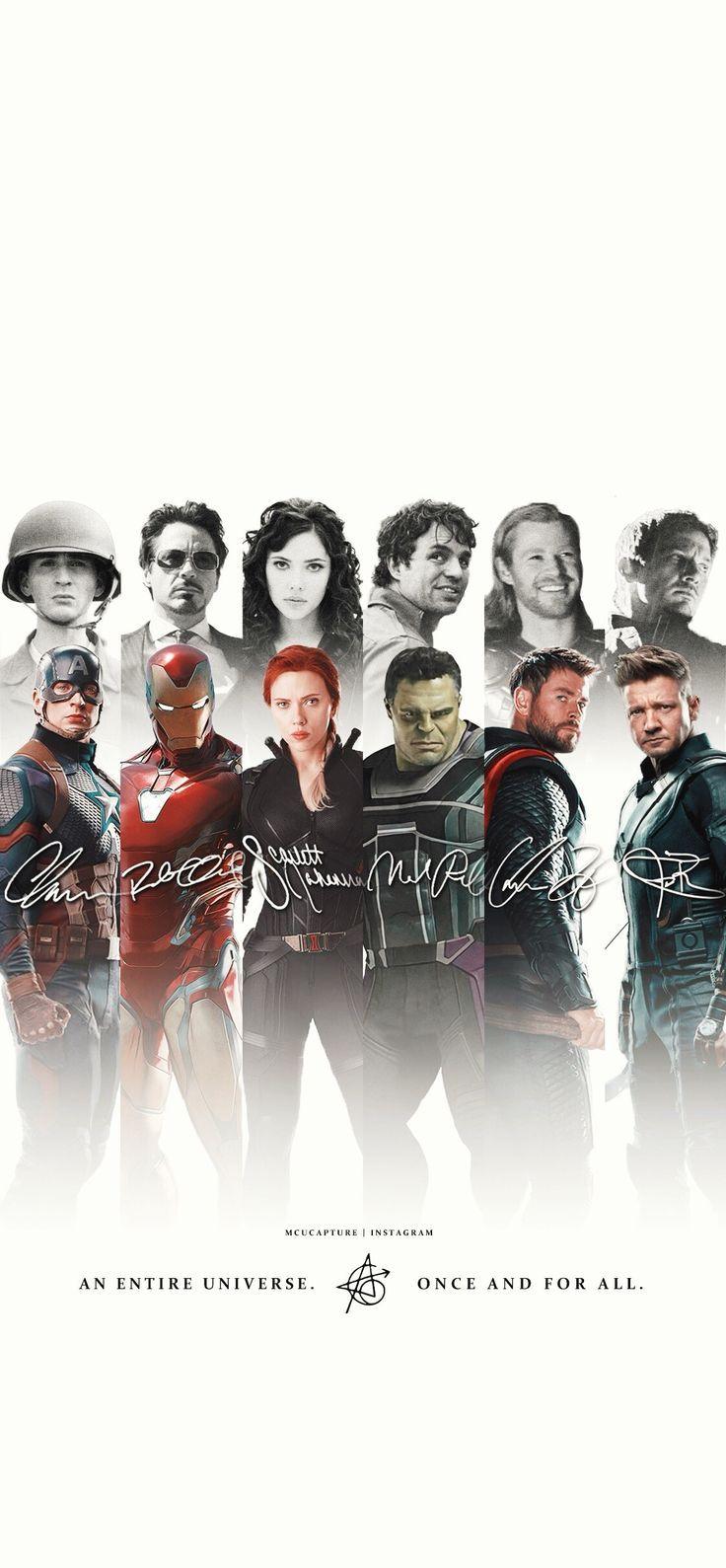 Thank you, #Avengers! #Marvel