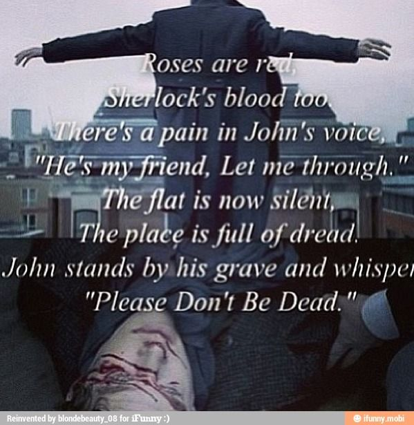 Sherlock Holmes John Watson Jawn Benedict Cumberbatch Martin Freeman / iFunny :)
