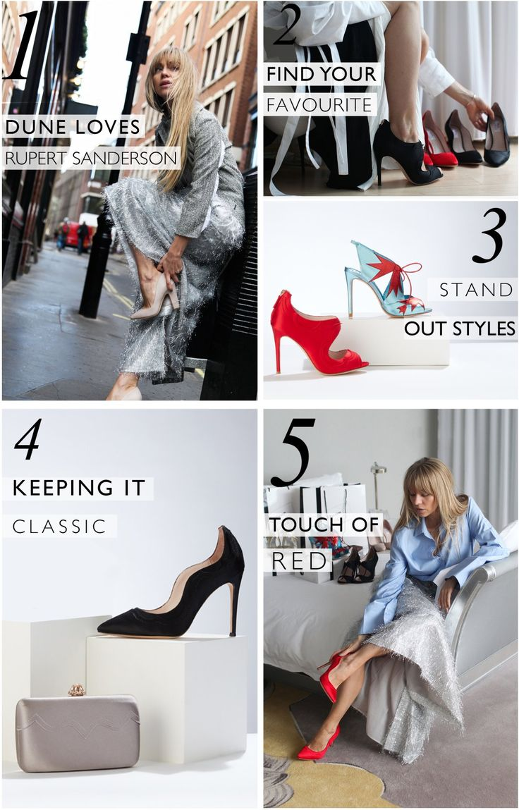 Whether you are looking for something timeless to invest in or that statement shoe to refresh your Spring wardrobe, we have done the hard work for you with our guide of this weeks top styles.