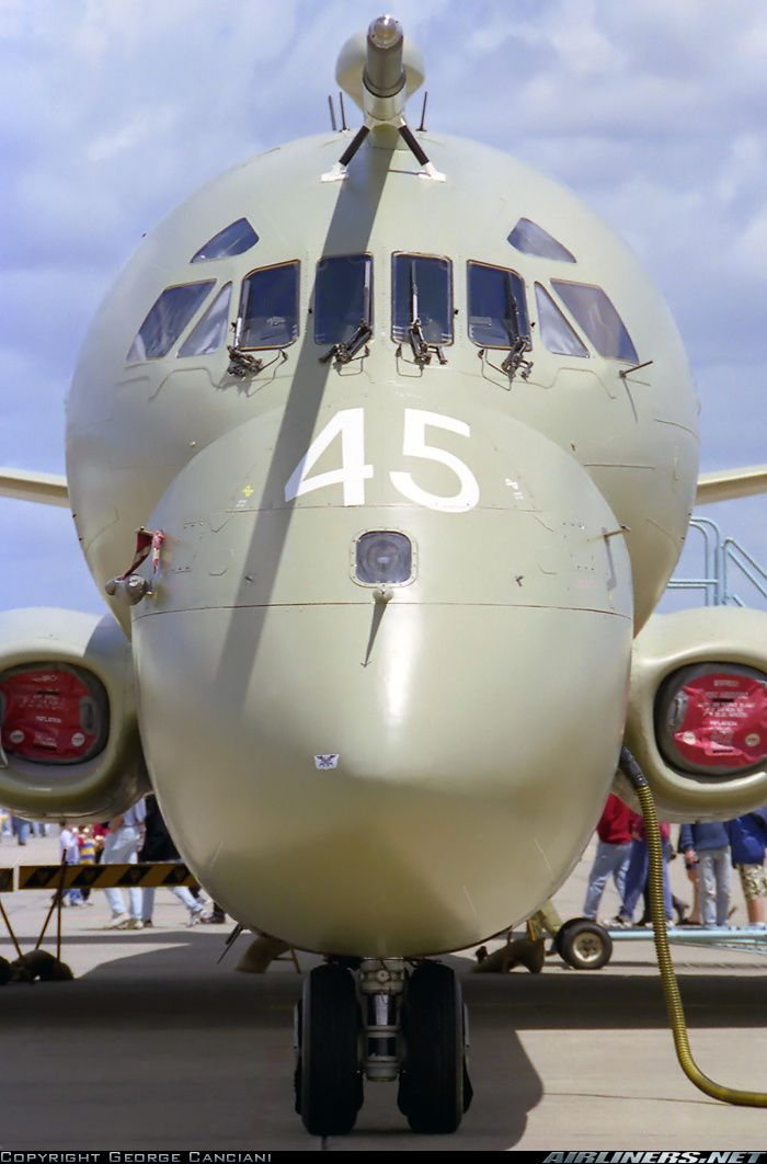 Hawker Siddeley Nimrod MR2 (801) aircraft picture