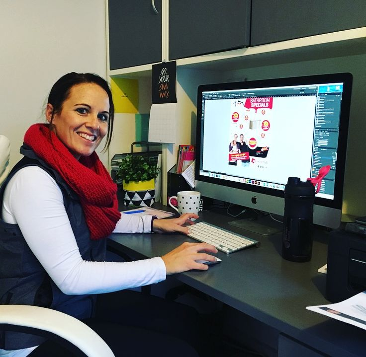 We'd love to introduce you to one of our original team …. meet Jackie @jackiedeacs – our longest serving Senior Graphic Designer, also known affectionately as Jackie Polackie or JP. (Jackie's last name isn't Polackie by the way, but we love nicknames and unfortunately Jackie has been stuck with this one for a long time now!) You can read more about Jackie over on our Facebook page. #j9etc #graphicdesignadelaide #marketingconcierge