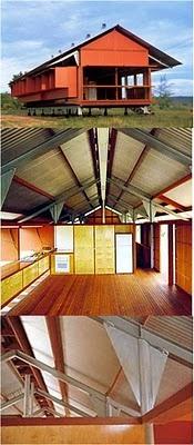DAB310 Architectural Apprentice: Marika Alderton House | Glen Murcutt