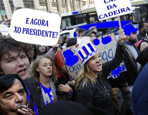 FCP Protestos