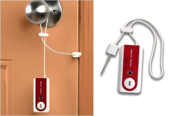 Travel door alarm-must have!