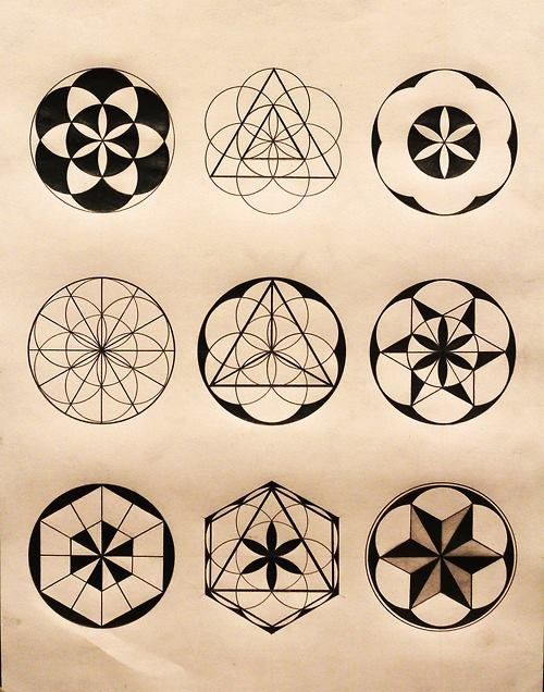 Sacred geometry...lots of sacred geometry pictures here!