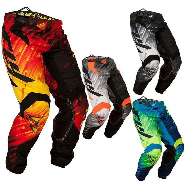DP Fly Racing Glitch Youth Motocross Pants