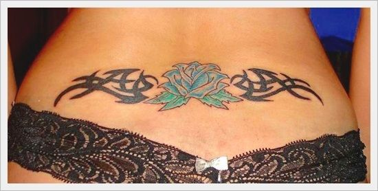 tribal back tattoos (24)