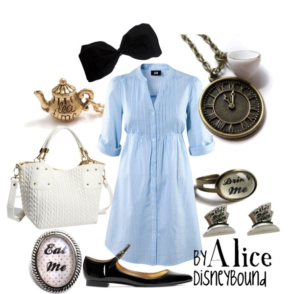 Alice, created by lalakay on Polyvore