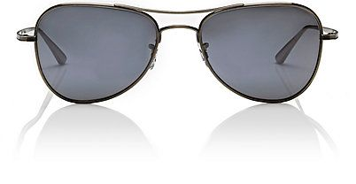 We Adore: The Executive Suite Sunglasses from Oliver Peoples The Row at Barneys New York