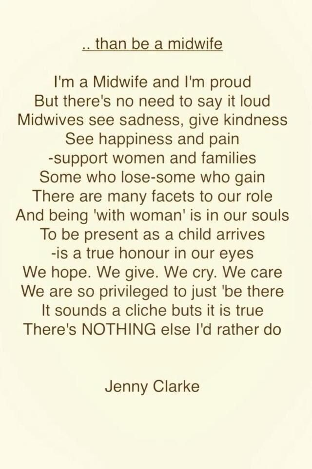 "Lovely! must-read poem for #midwives ""@JennytheM: #thanBeAMidwife  x pic.twitter.com/no5VsVRYV1"""