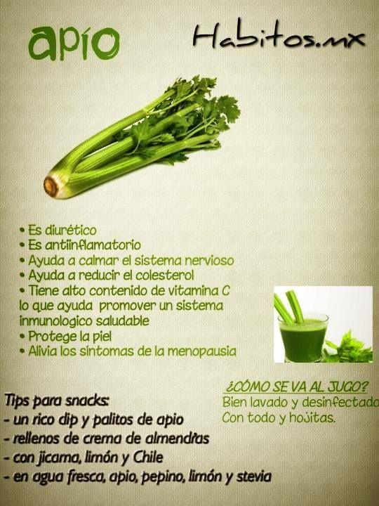 Los beneficios del apio!! http://mejoresremediosnaturales.blogspot.com/ #remediosnaturales #remedioscaseros #popular #salud #bienestar