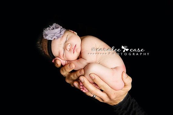 Picture ideaShabby Chic Fabrics, Pictures Ideas, Fabric Roses, Photos Ideas, Headband Baby, Headbandgray Shabby, Fabrics Rose, Baby Photography, Headbands Baby
