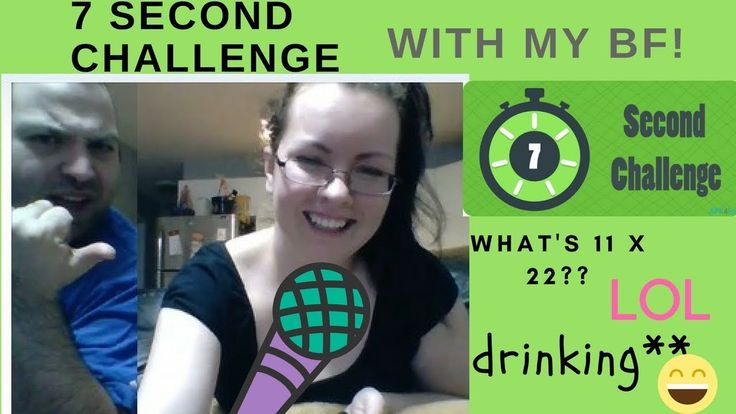 7 Second Challenge with My BF | KITTYxoxo