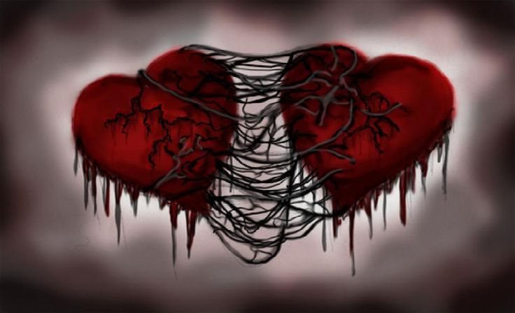 Emo love   emo love cartoon pic graphics and comments