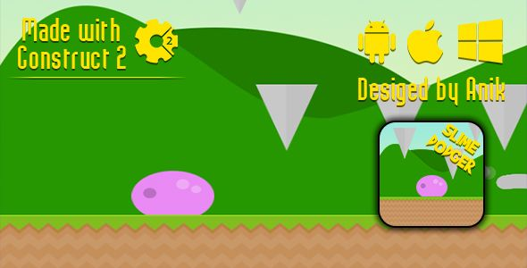 cool Slime Dodger (Games)