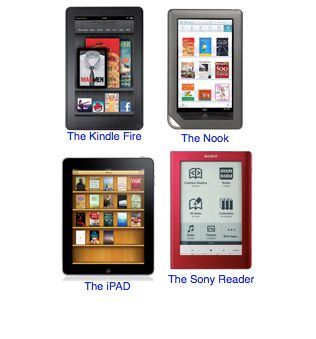 App-happy Or App-athetic eBook Readers: Kindle vs Nook vs iPad vs Sony EReader?    ---  from InventorSpot.com --- for the coolest new products and wackiest inventions | via @roncallari