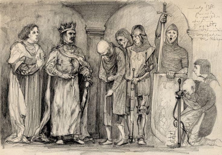Jedna z miejskich legend głosi, że po wygranej bitwie pod Grunwaldem 15 lipca 1410 roku król Władysław Jagiełło ufundował w Lublinie kościół pw. Wniebowzięcia Najświętszej Maryi Panny Zwycięskiej. Ponoć wznieść go mieli pojmani w trakcie walk Krzyżacy.   #Grunwald #Lublin #Jagiełło #Krzyżacy