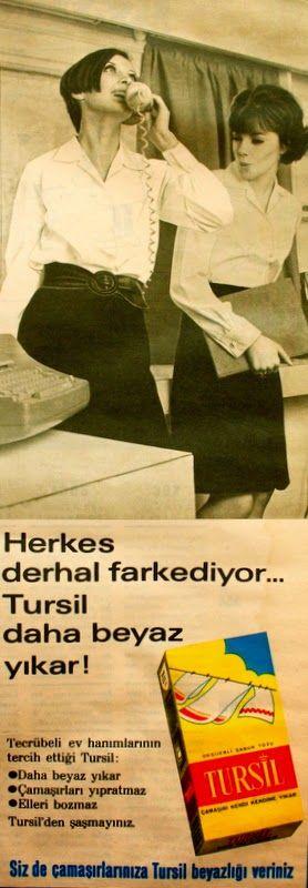 OĞUZ TOPOĞLU : tursil oksijenli sabun tozu 1967 nostaljik eski re...