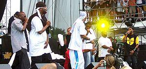 """Wu Tang Clan from """"Shaolin and Wu Tang"""""""