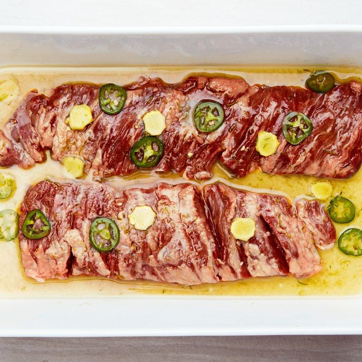 The No-Recipe Marinade For Better Grilled Steak