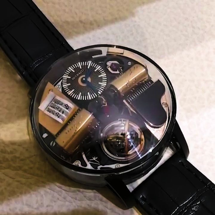 "Swiss Watch GangⓂ (@swisswatchgang) On Instagram: ""Sound"