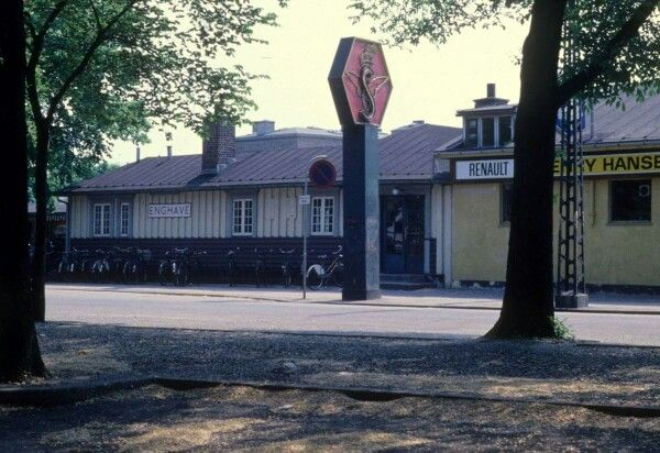 Enghave Station 1980