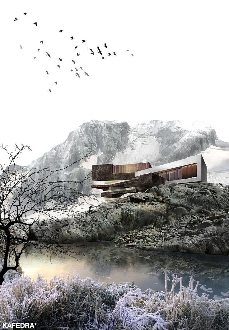best Архитектурная графика images presentation  Курсовая работа Ксении Буравцевой kafedraspace ru grafika