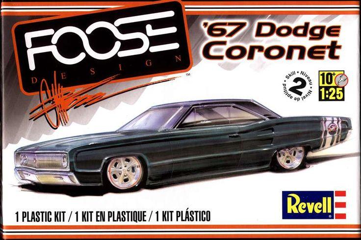 Revell 67 dodge coronet foose