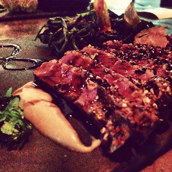 Beef tataki*****