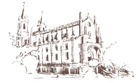 Parroquia de San Jerónimo el Real de Madrid