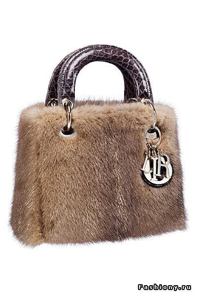 Сумки осень 2012-зима 2013 от Dior / сумка dior оригинал