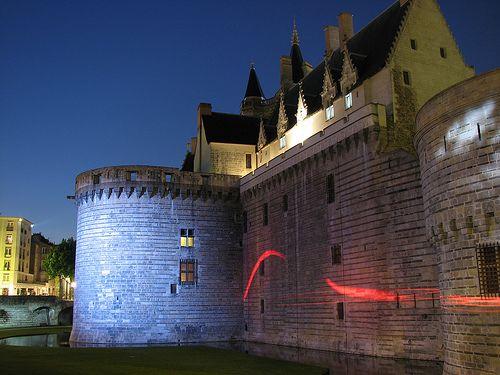 Castillo Duques de Bretaña