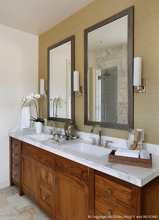 Zen Bathroom Mirror 69 best zen bathrooms images on pinterest | bathroom ideas, room