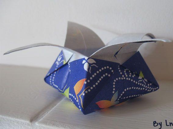 Boite En Origami Facile Perfect Pliage Papier Facile Animaux Ides