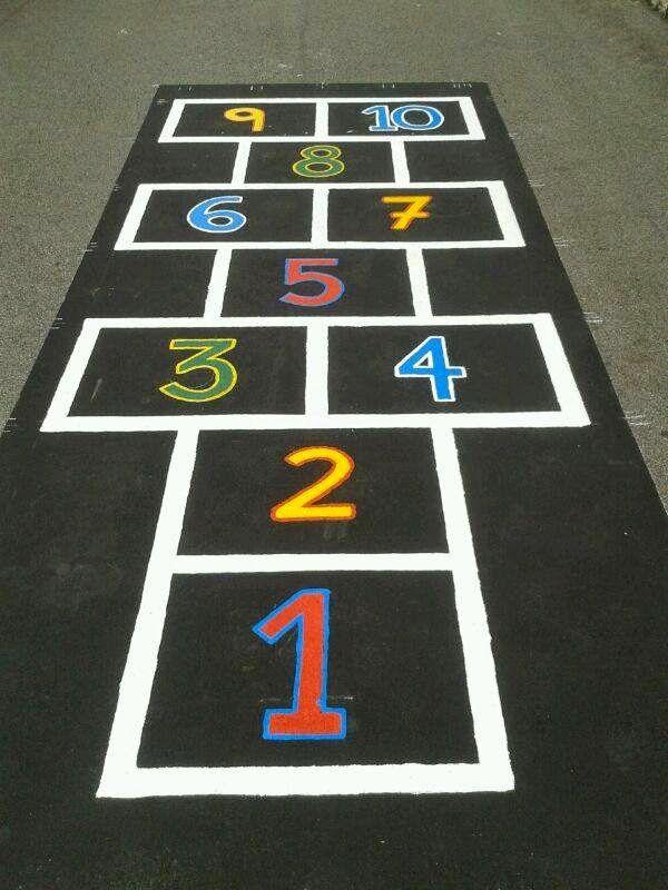 juego en el patio 1