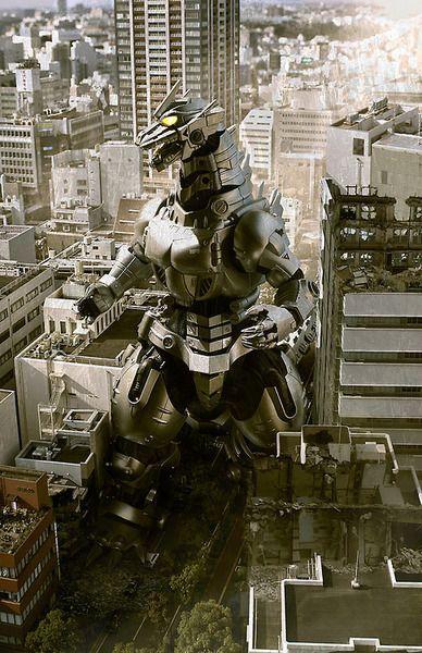 S.H.モンスターアーツ 三式機龍 - S.H. Monster Arts MFS-3 Type 3 Kiryu
