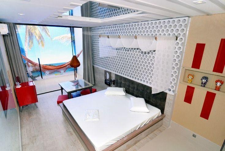 Suíte Tailandesa - Harmony Motel, São Paulo