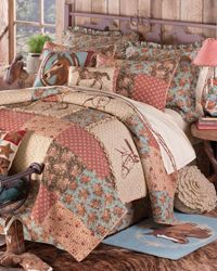 Whispering Pines Western Bedding