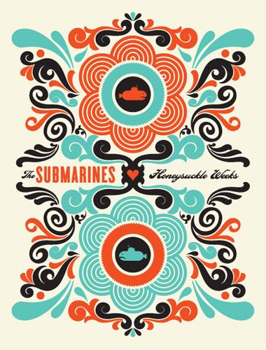 The Submarines by Aesthetic Apparatus