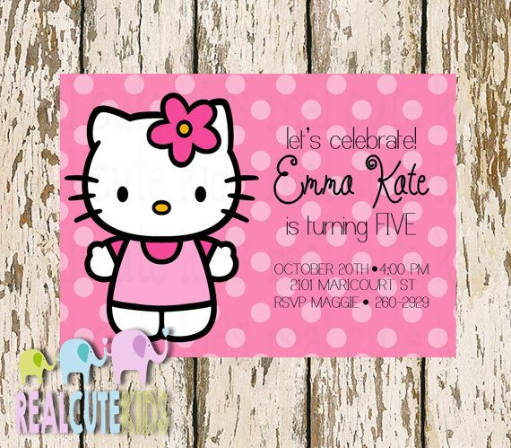 1000+ Images About Hello Kitty Party On Pinterest