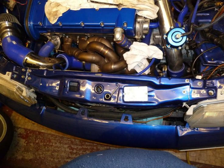 My Astra Sport - GSi Turbo rebuild.   Opel astra