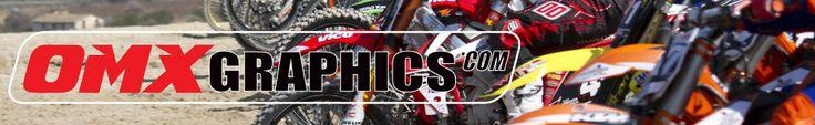 Custom Motocross graphics - OMX Graphics