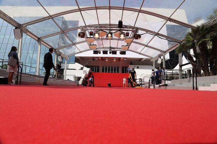 #Cannes2015 - Le fameux tapis rouge