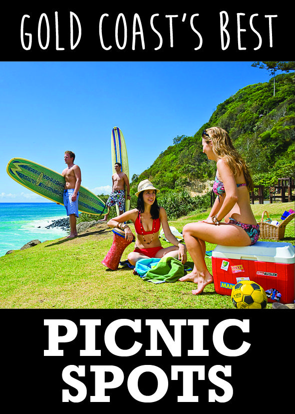 We bring to you from Surfers Paradise to Coolangatta the 10 most idyllic picnic spots on the Gold Coast.