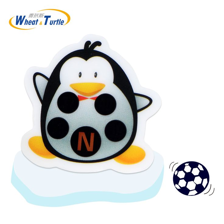 >> Click to Buy << 4Pcs Penguin Cartoon Sticker Forehead Thermometer For Baby Lcd Digital Fever Monitor Thremometer kids Health Care Thermometer #Affiliate